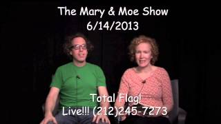 """Moe and Mary Show - """"Sex With Dick Cheney"""""""