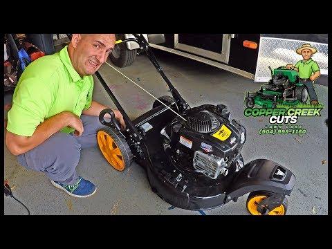 Worst Lawn Mower Of The Year Reviewed - Mowox Zero Turn Push Mower