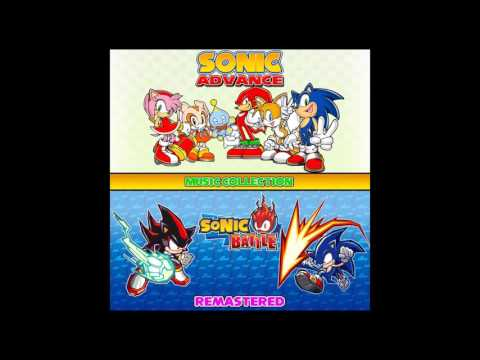 Sonic Advance 3 Remastered 3.0 - Nonaggression Zone