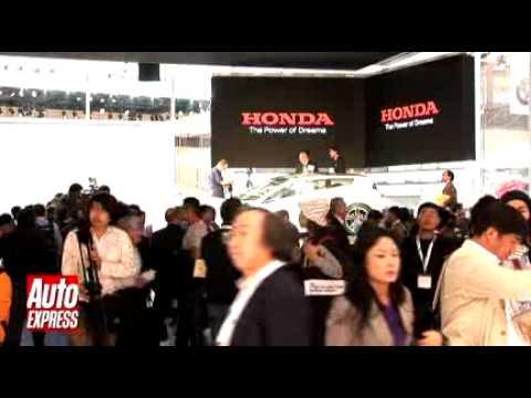 Tokyo Motor Show: Honda CR-Z
