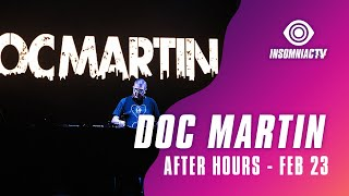 Doc Martin - Live @ After Hours Livestream 2021