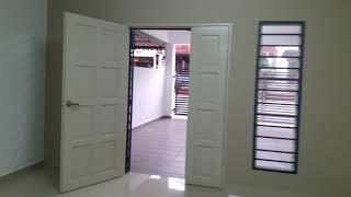 SOLD!!! 2 Storey Terrace House @ Taman Kajang Baru, Sungai Jelok, Kajang, Newly Renovated