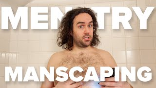 "Men Try ""Manscaping"" For The First Time"