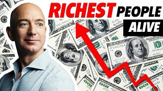 Top Richest People In The World Right Now
