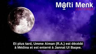 Une Femme de Jannah (Le paradis)-Mufti Menk