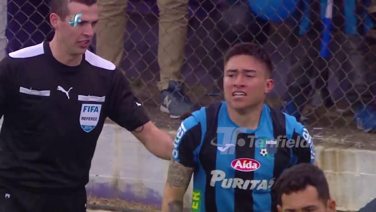 Goles y definición por penales de la final del Torneo Intermedio 2019