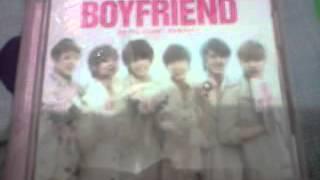 BOYFRIEND-君の知らないstory/My Dear