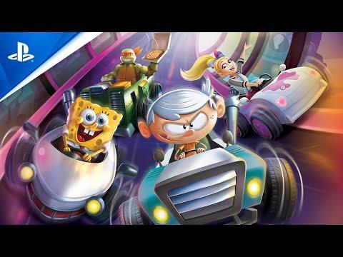 Nickelodeon Kart Racers 2: Grand Prix Trailer
