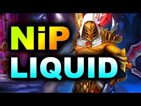 LIQUID vs NiP - SEMI-FINAL EUROPE - MDL CHENGDU MAJOR 2019 DOTA 2