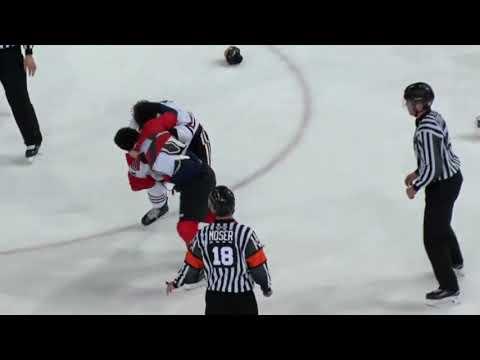 Brendan Kischnick vs. Adrien Beraldo