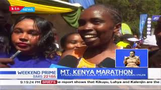 Thousands flock to Mt Kenya Marathon aimed at raising funds for Meru Cancer Institute