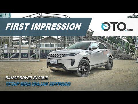 Range Rover Evoque | First Impression | Tetap Bisa Diajak Offroad | OTO.com