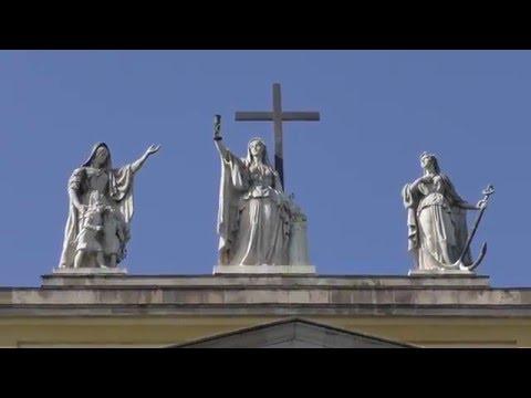Путешествие,ч.2 14.09.2015г., г.Эгер, Венгрия
