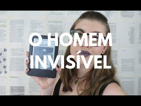 RESENHA: O Homem Invisível (H.G. Wells)