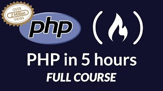 PHP Programming Language Tutorial - Full Course - Download this Video in MP3, M4A, WEBM, MP4, 3GP