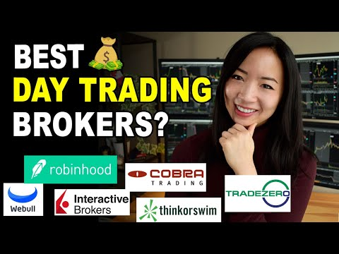 Best Day Trading Brokers for Beginners- Buying Stocks, Short Selling, Small Account Trading & more