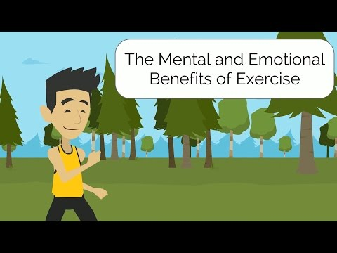 Video Emotional and Mental Benefits of Exercise