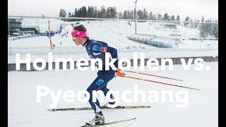 Holmenkollen vs. Pyeongchang | Vlog 7² x Ola Vlog 3