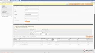 How to Create Associated Simple Products of Magento Configurable Product