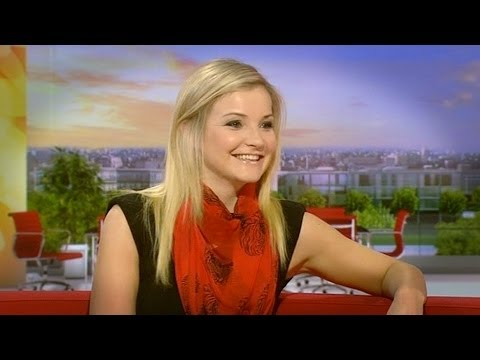 Interview on BBC Breakfast (2014)