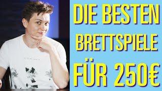 BRETTSPIELSAMMLUNG FÜR 250 €- Sammlung starten | Brettspiel Geeks | Brettspiele