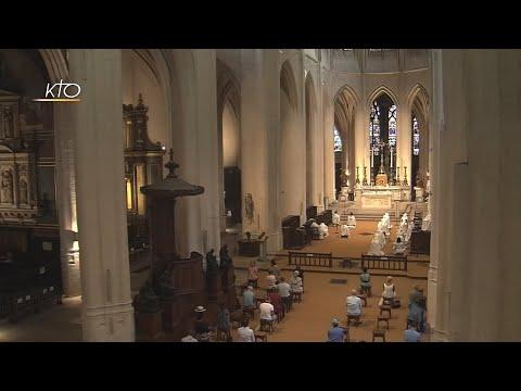 Vêpres et messe du 1er août 2020 à St-Gervais