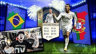 RONALDO oder NEYMAR oder ICON im PACK 😱  FIFA 18 TOTS PACK OPENING ESKALATION 🔥