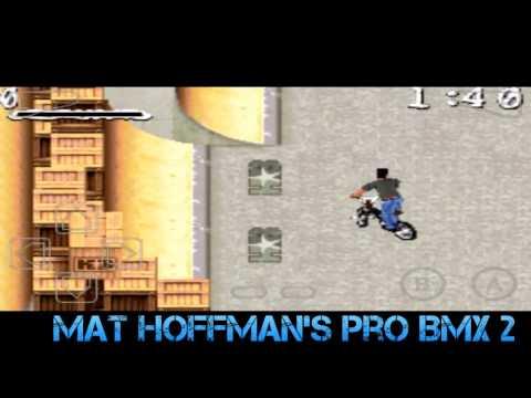 mat hoffman's pro bmx 2 gba rom