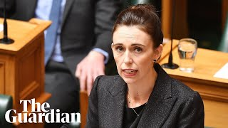 Jacinda Ardern: do not give Christchurch suspect 'notoriety'