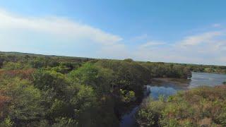 Mill Pond from DJI FPV Drone (4K) 05-17-21
