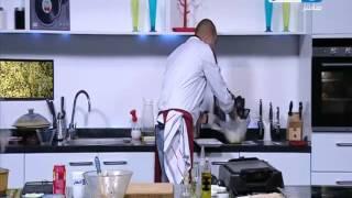 برنامج لقمة هنية | طريقة عمل طاجن ملوخية بالجمبري - موسى بلدي مقلي - سمك سهيل مشوي بالردة - لوط مشوى