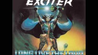 EXCITER - Sudden Impact - Long Live The Loud with Original Lineup