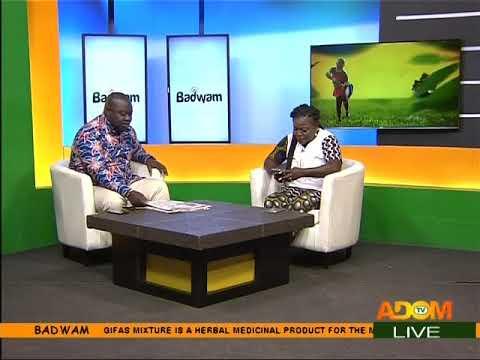 Badwam Newspaper Review on Adom TV (19-10-17)