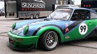 Porsche Club of America Racing Highlights - Gateway Motorsports Park