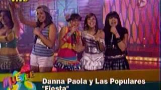 DANNA PAOLA Y POPULARES - FIESTA