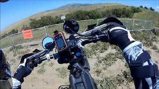 HadesOmega 1st Ride Sur Ron Light Bee Electric Dualsport Part 1