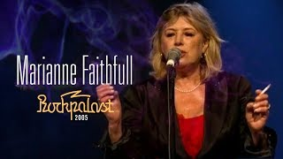 Marianne Faithfull - Rockpalast (Live in Germany, 2005) [Full Concert]