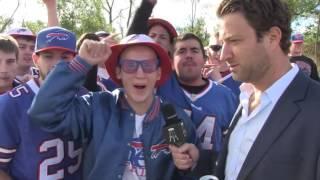 Patriots vs Bills, El Pres vs Bills Mafia