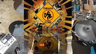 D.R.I. - Gun Control (Drum Cover)