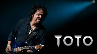 Toto - I'll Be Over You [Backing Track]