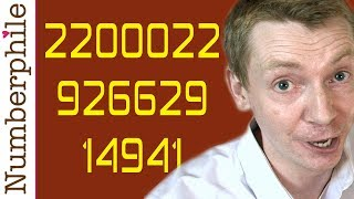 Every Number is the Sum of Three Palindromes - Numberphile