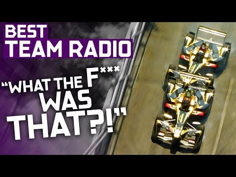 Best Team Radio: Santiago (Round 4)