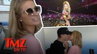 Paris Hilton Is Officially A Changed Woman | TMZ TV