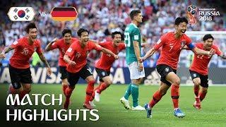 "Korea Republic v Germany - 2018 FIFA World Cup Russiaâ""¢ - Match 43"