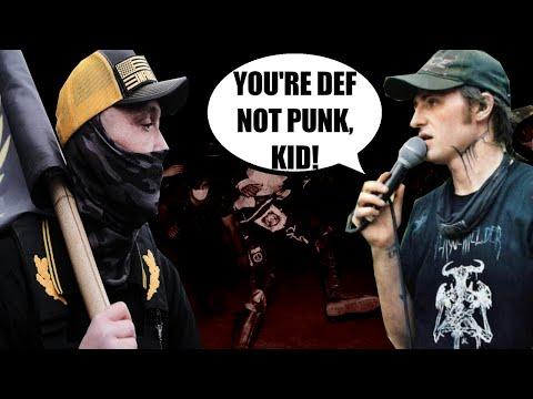 Punk Rock & Anarchy   Anarchist Cat Food