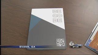 Students Create Digital Yearbook
