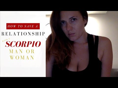 How to get a scorpio man hooked