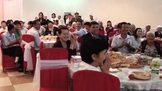 Тамада ролик Шеркул Турганбаев