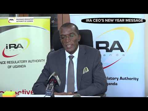 IRA CHIEF EXECUTIVE OFFICER'S MESSAGE ABOUT INSURANCE