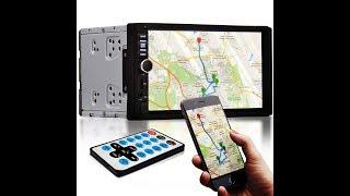 Central Multimídia Universal 2 din 7 Polegadas Bluetooth C/ Espelhamento D722BT